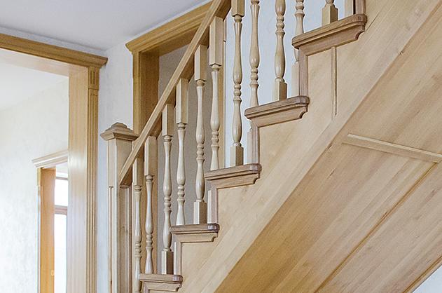 лестницы из дуба Тверь